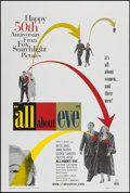 "Movie Posters:Academy Award Winners, All About Eve (20th Century Fox Searchlight, R-2000). 50thAnniversary One Sheet (26.75"" X 39.5"") DS. Academy AwardWinners...."