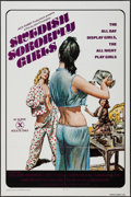 """Movie Posters:Adult, Swedish Sorority Girls & Others Lot (Jack Rabbit, 1977). One Sheets (4) (27"""" X 41""""). Adult.. ... (Total: 4 Items)"""