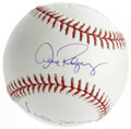 Autographs:Baseballs, 2006 New York Yankees Baseball Signed by 3. In what may prove to bea lucrative off-season acquisition, the New York Yankee...