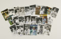 Autographs:Photos, Baseball Signed Photographs Lot of 341. Massive collection of 341signed photographs features some of the mid-twentieth cen...