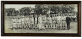 Baseball Collectibles:Photos, 1919 Eastern AA Baseball Team Photo. From 1919 we offer this significant piece depicting a northeastern minor league team. ...