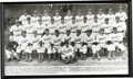Baseball Collectibles:Photos, 1941 Brooklyn Dodgers NL Pennant Winners Team Photograph. After some late-season heroics, the Brooklyn Dodgers sealed the ...