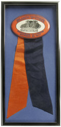 Football Collectibles:Others, 1937 University of Illinois Homecoming Pin. In 1913, the University of Illinois hired Bob Zuppke as its head football coach...