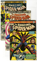 Modern Age (1980-Present):Superhero, The Amazing Spider-Man/Related Box Lot (Marvel, 1968-95). This longbox lot of books is primarily comprised of The Amazing...