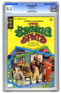 Bronze Age (1970-1979):Humor, Banana Splits #3 File Copy (Gold Key, 1970) CGC VF+ 8.5 Off-whitepages. Photo cover. Overstreet 2006 VF 8.0 value = $55; VF...