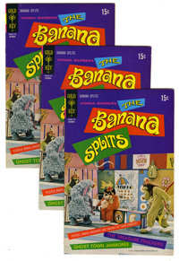 Banana Splits #8 Group (Gold Key, 1971) Condition: Average VF. Group contains Banana Splits # 8 (five copies). Approxima...
