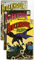 Silver Age (1956-1969):Adventure, Blackhawk Group (DC, 1959-62) Condition: Average VG. Group of 25 Blackhawk comics is comprised of #142, 145-148, 150-152... (Total: 25 Comic Books)