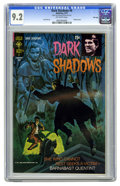 Bronze Age (1970-1979):Horror, Dark Shadows #9 File Copy (Gold Key, 1971) CGC NM- 9.2 Off-whitepages. Painted cover. Joe Certa art. Overstreet 2006 NM- 9....
