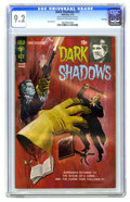 Bronze Age (1970-1979):Horror, Dark Shadows #12 File Copy (Gold Key, 1972) CGC NM- 9.2 Cream tooff-white pages. Joe Certa art. Painted cover. Overstreet 2...