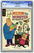 Silver Age (1956-1969):Humor, Milton the Monster and Fearless Fly #1 File Copy (Gold Key, 1966) CGC NM- 9.2 Off-white pages. Overstreet 2006 NM- 9.2 value...