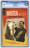 Silver Age (1956-1969):Humor, Mister Ed, The Talking Horse #6 File Copy (Gold Key, 1964) CGC VF/NM 9.0 Off-white to white pages. Photo cover. Overstreet 2...