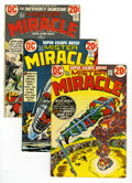 Bronze Age (1970-1979):Superhero, Mister Miracle Group (DC, 1972-87). Included here are #11, 12, 13, 14, 15, 16, 17, and 18 (average GD/VG; all have Jack Kirb... (Total: 9 Comic Books)