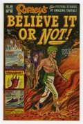 Golden Age (1938-1955):Non-Fiction, Ripley's Believe It or Not! #1 (Harvey, 1953) Condition: VG-. BobPowell art. Overstreet 2006 VG 4.0 value = $28....
