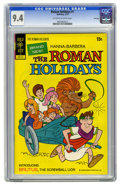 Bronze Age (1970-1979):Cartoon Character, Roman Holidays, The #1 File Copy (Gold Key, 1973) CGC NM 9.4 Off-white to white pages. Overstreet 2006 NM- 9.2 value = $60. ...