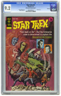 Bronze Age (1970-1979):Science Fiction, Star Trek #19 File Copy (Gold Key, 1973) CGC NM- 9.2 Off-white to white pages. Painted cover by George Wilson. Alberto Gioli...