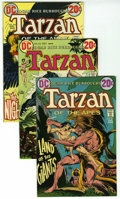 Bronze Age (1970-1979):Miscellaneous, Tarzan Group (DC, 1972-75). Two copies each of #211, 213, 214, 215, 216, 218, 219, 220, 221, 222, 223, 224, 225, 226, 227, 2... (Total: 37)