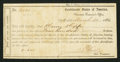 Confederate Notes:Group Lots, Interim Depository Receipt Mobile, (AL)- $400 Mar. 31, 1864 TremmelAL-79. . ...