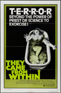 """Movie Posters:Horror, Shivers (They Came from Within) (Trans American, 1975). One Sheet (27"""" X 41""""). Horror.. ..."""