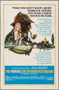 """Movie Posters:Mystery, The Private Life of Sherlock Holmes & Other Lot (United Artists, 1970). One Sheets (2) (27"""" X 41""""). Mystery.. ... (Total: 2 Items)"""