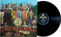 Music Memorabilia:Recordings, Beatles Sgt. Pepper's Lonely Hearts Club Band Ultra-Rare UKFirst Pressing Unbanded Stereo LP (UK - Parlophone 702...