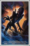 "Movie Posters:Science Fiction, Alien (20th Century Fox, R-1994). One Sheet (27"" X 41"") Style A. Science Fiction.. ..."
