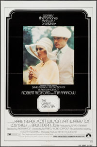 "The Great Gatsby & Other Lot (Paramount, 1974). One Sheets (2) (27"" X 41""). Drama. ... (Total: 2 Items..."