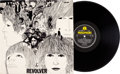 Music Memorabilia:Recordings, Beatles Revolver Stereo LP (UK - Parlophone 7009, 1966)....