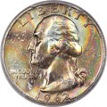 Washington Quarters, 1962-D 25C MS67 PCGS....