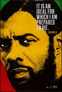 "Mandela: Long Walk to Freedom & Other (Weinstein, 2013). One Sheet (27"" X 41"") & French Poster..."