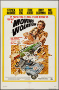 """Movie Posters:Comedy, Moving Violation & Other Lot (20th Century Fox, 1976). One Sheets (2) (27"""" X 41""""). Comedy.. ... (Total: 2 Items)"""