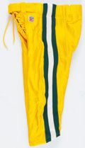 Autographs:Bats, 1994 Robert Brooks Game Worn Green Bay Packers Pants....