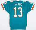 Football Collectibles:Uniforms, Dan Marino Signed Miami Dolphins Jersey. ...
