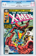 Modern Age (1980-Present):Superhero, X-Men #129 (Marvel, 1980) CGC NM 9.4 White pages....