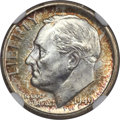 Roosevelt Dimes, 1949-D 10C MS68 ★ Full Torch NGC....
