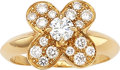 Estate Jewelry:Rings, Diamond, Gold Ring, Van Cleef & Arpels. ...