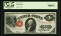 Fr. 37 $1 1917 Legal Tender PCGS Choice About New 58PPQ