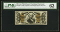 Fractional Currency:Third Issue, Fr. 1331 50¢ Third Issue Spinner PMG Uncirculated 62.. ...
