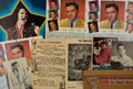 Music Memorabilia:Memorabilia, Elvis Presley Concert and Other Memorabilia.... (Total: 10 Items)
