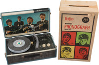 Beatles Vintage Record Player With Original Box (NEMS, 1964)