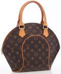 Luxury Accessories:Bags, Louis Vuitton Classic Monogram Canvas Ellipse PM Bag. ...
