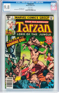 Bronze Age (1970-1979):Adventure, Tarzan #3 (Marvel, 1977) CGC NM/MT 9.8 White pages....