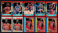 Basketball Cards:Lots, 1980's-1990's Basketball Superstars and HoFers Collection (13). ...