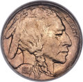 Buffalo Nickels, 1914 5C MS67 ★ NGC. CAC....