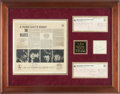 Music Memorabilia:Autographs and Signed Items, Beatles Group of Signed Items (Circa 1970s).... (Total: 15 Items)