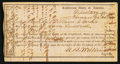 Confederate Notes:Group Lots, Interim Depository Receipt Newman, GA- $700 March 1, 1864 Tremmell GA-100.. ...