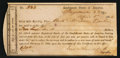 Confederate Notes:Group Lots, Interim Depository Receipt Fayetteville, NC- $200 April 1, 1864Tremmell NC-53.. ...