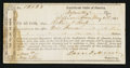 Confederate Notes:Group Lots, Interim Depository Receipt Jefferson, Texas- $1,000 May 31, 1864Tremmell TX-56.. ...