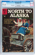 Silver Age (1956-1969):Western, Four Color #1155 North to Alaska (Dell, 1960) CGC NM+ 9.6 Off-whiteto white pages....