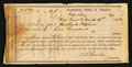 Confederate Notes:Group Lots, Interim Depository Receipt West Point, GA- $200 March 31, 1864 Tremmell GA-162.. ...