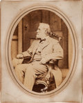 Miscellaneous:Ephemera, Mathew Brady Photograph of Robert E. Lee Taken After HisSurrender....